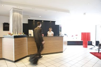 Grand City Brsenhotel Dsseldorf - DUEReception