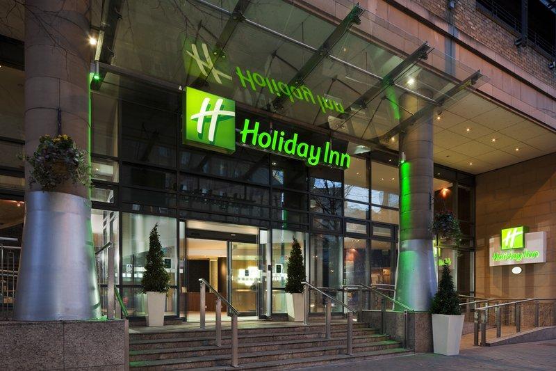 Holiday Inn Belfast Kilátás a szabadba
