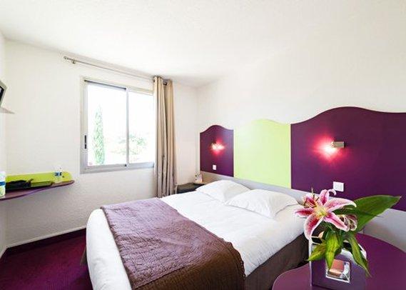 Comfort Hotel Le Mas de L'Etoile Zimmeransicht