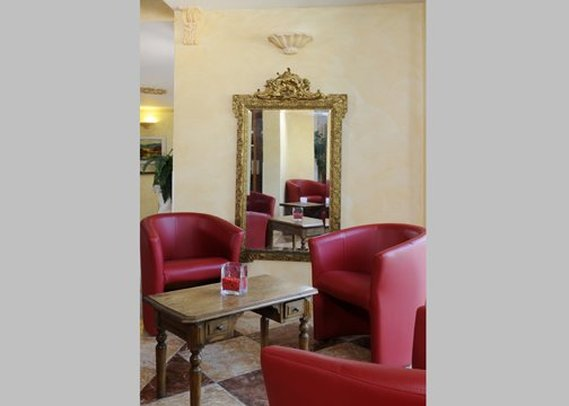 Comfort Hotel Le Mas de L'Etoile Lobby