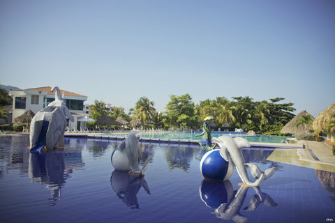 Hotel Costa Azul - Exterior