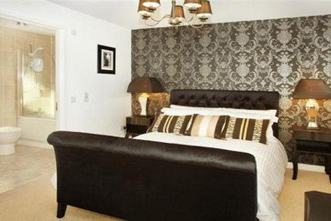 Oakhill Apartments Edinburgh - Guest Room