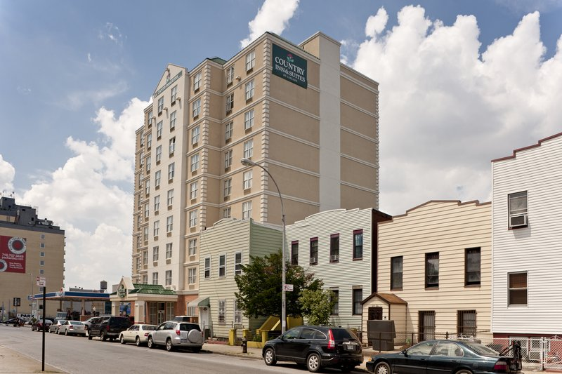 Country Inn & Suites By Carlson, New York City in Queens Fasad