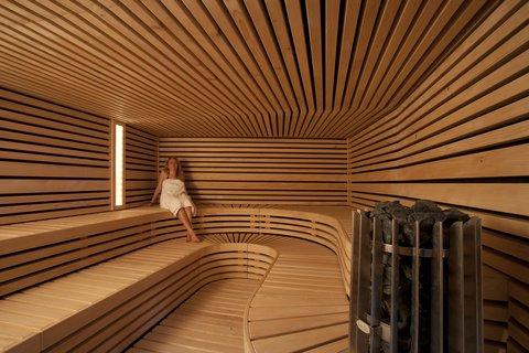 الشعلة الدوحة - Sauna