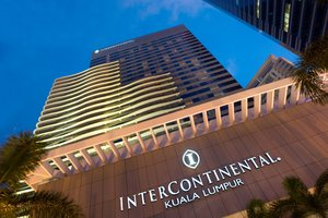 Inter Continental Kuala Lumpur Facade