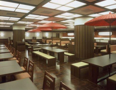 Shinagawa Prince Hotel Restauration