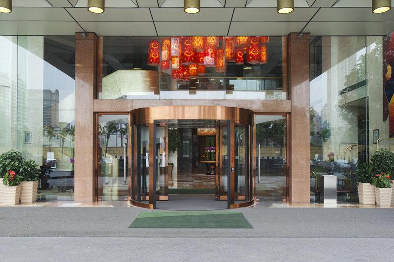 Holiday Inn Xiaoshan Hangzhou Fasad