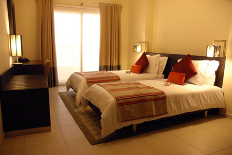 Lotus Grand Hotel Apartments - Two Bedroom Apartment - Twin Bed