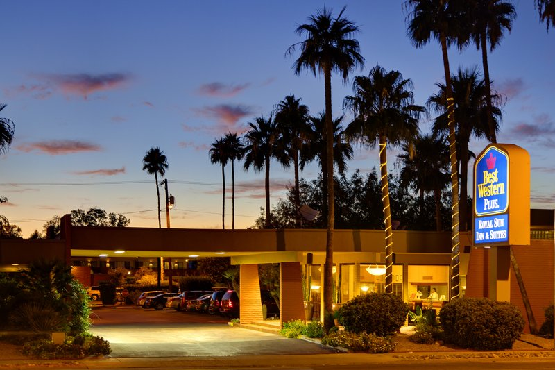 Best Western Plus-Royal Sun - Tucson, AZ