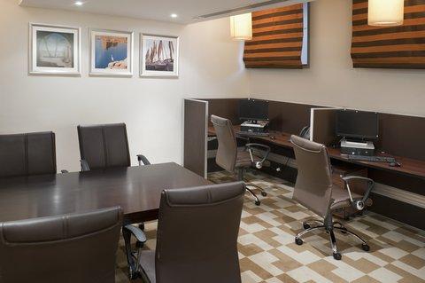 فندق ستيبردج سيتي ستار - Business Center