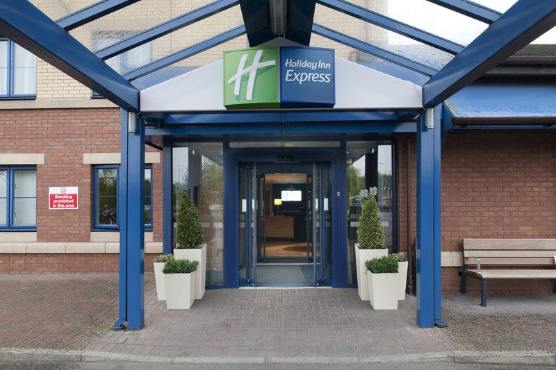Holiday Inn Express Strathclyde M74, JCT.5 外景