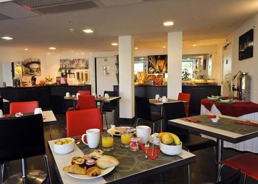 Comfort Hotel Strasbourg Athena Spa Gastronomie