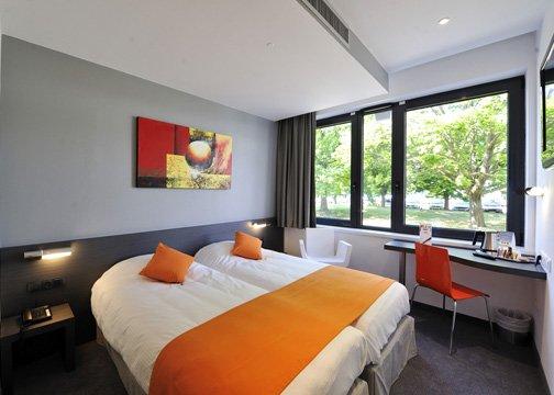 Comfort Hotel Strasbourg Athena Spa Zimmeransicht