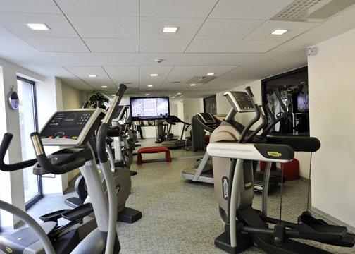 Comfort Hotel Strasbourg Athena Spa Fitness Club