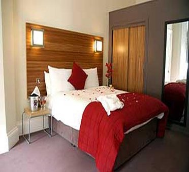 Dreamhouse Apartments Edinburgh West End - Rothesay Bed