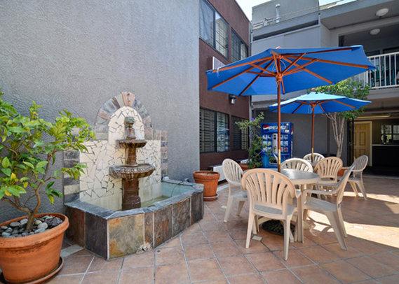 Rodeway Inn Los Angeles Pozostałe