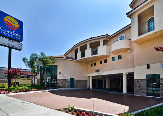 Comfort Inn & Suites Vista esterna