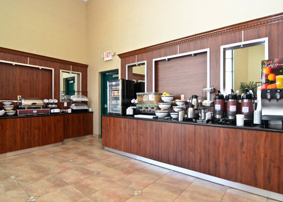 Comfort Inn & Suites Ristorazione