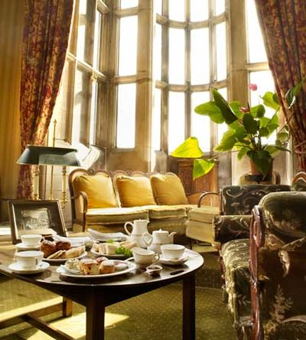Callow Hall Country House Hotel - Thumb CLWAfternoon Tea