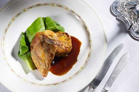 Callow Hall Country House Hotel - Thumb CLWDining Food Chicken
