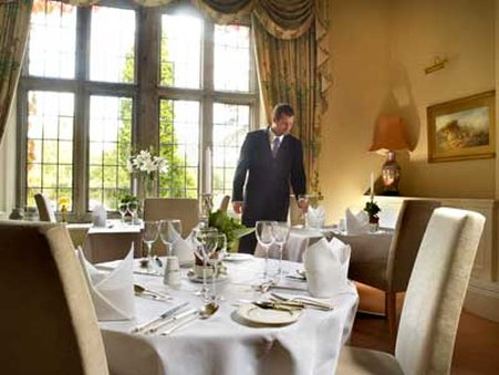 Callow Hall Country House Hotel - Thumb CLWDining Room Waiter