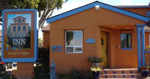 Los Padres Inn - Exterior AOLOSP