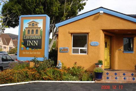 Los Padres Inn - Exterior