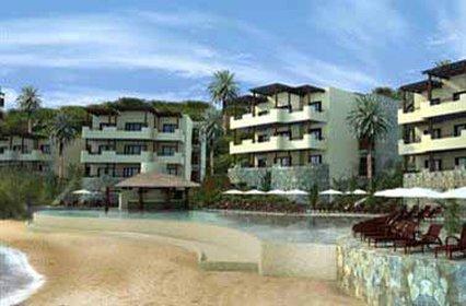 Celeste Beach Residences and Spa - Exterior