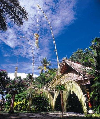 The Oberoi, Bali - Kura Kura Entrance