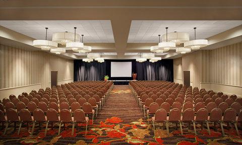 Sheraton Albuquerque Airport Hotel - Anasazi Ballroom Meeting