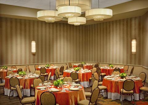 Sheraton Albuquerque Airport Hotel - Anasazi Ballroom