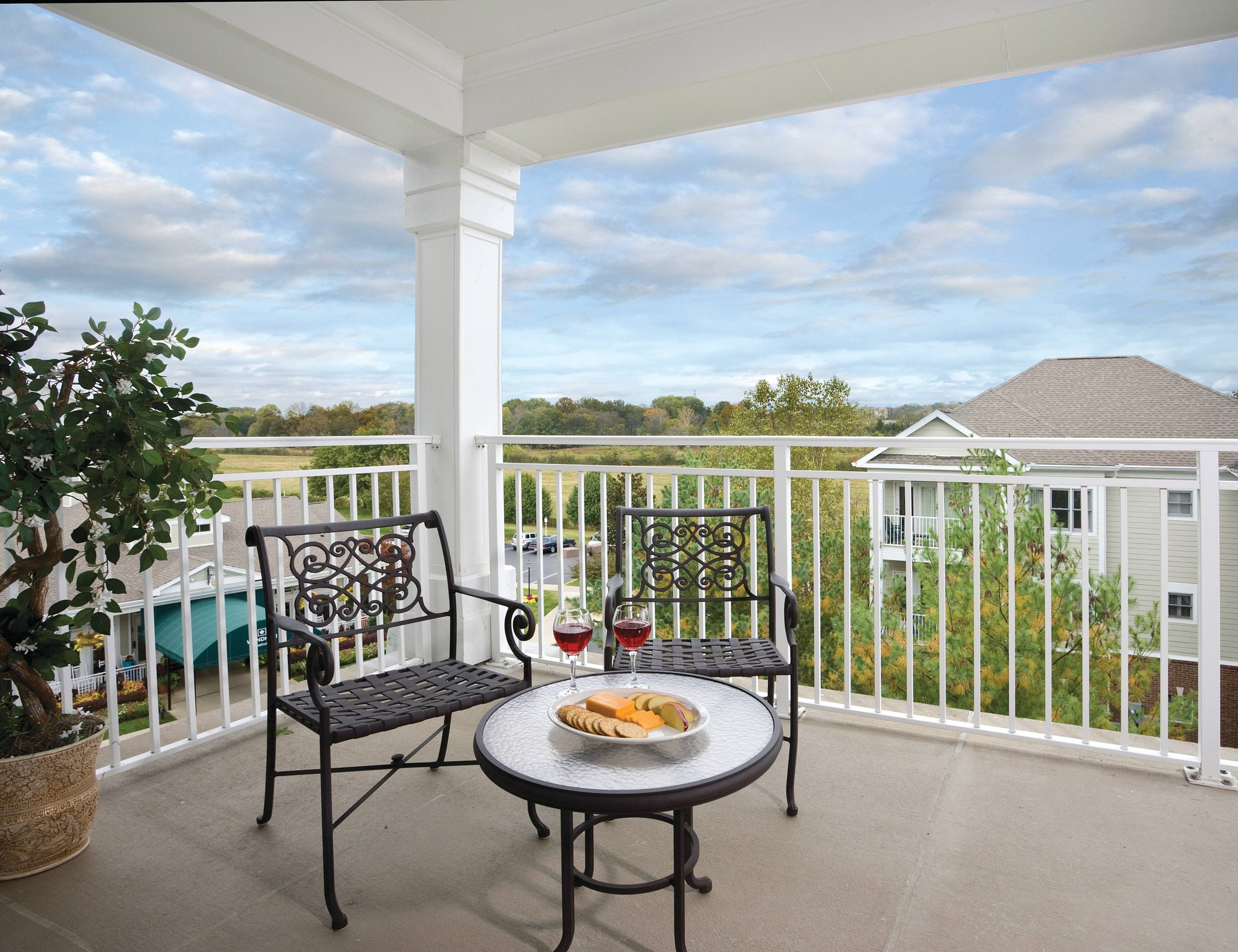 Two Bedroom Condo By Wyndham Nashville In Nashville Tennessee At