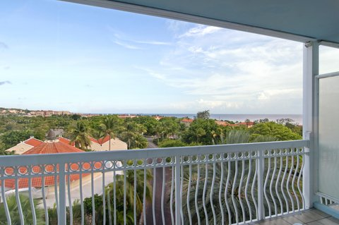 Curacao Hilton Hotel - Double Executive Islandview room