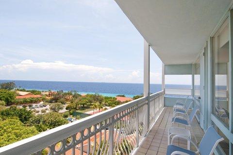 Curacao Hilton Hotel - King Executive Suite Islandview