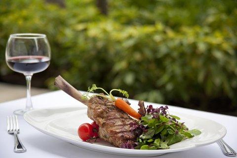 Curacao Hilton Hotel - Cielo - kitchen