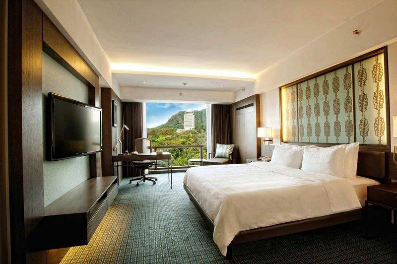 Millennium Seoul Hilton Hotel Vista della camera