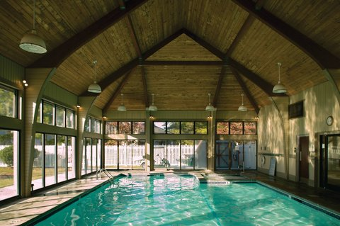 Wyndham Resort at Fairfield Harbour - Indoor Swimming Pool