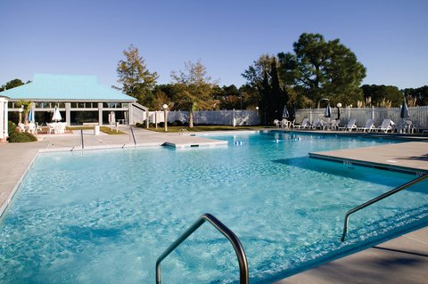 Wyndham Resort at Fairfield Harbour - Outdoor Swimming Pool
