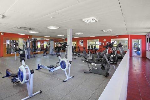 Curacao Hilton Hotel - Livingwell Fitness center