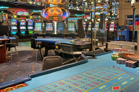 Curacao Hilton Hotel - Casino