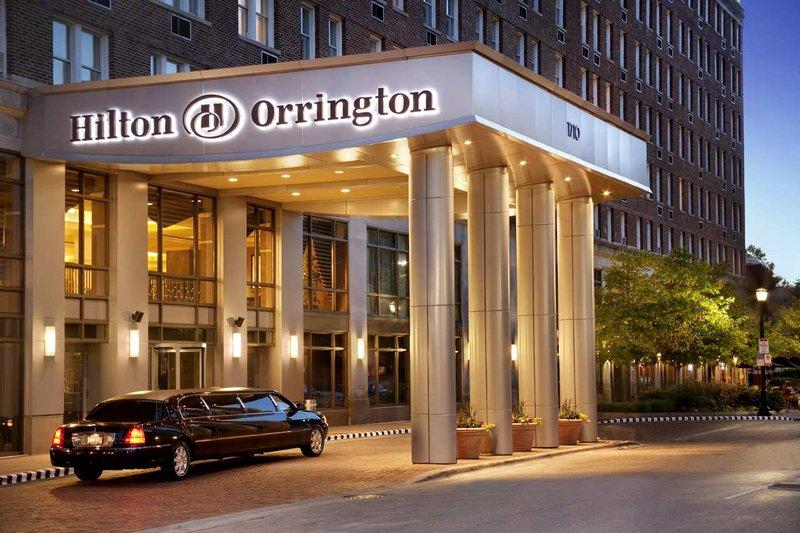 Hilton Orrington/Evanston Conference Center Hotel