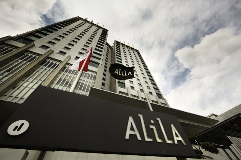 Alila Hotel Buitenaanzicht
