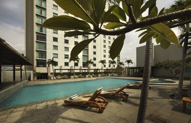 Alila Hotel Zwembadaanzicht