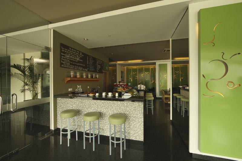 Alila Hotel Bar/lounge