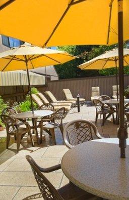 Best Western Plus Inn At The Vines - Patio