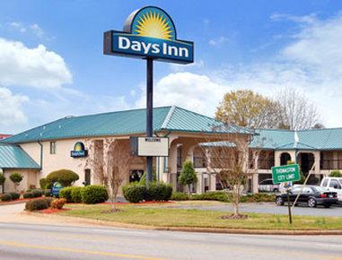 Days Inn-Thomaston - Thomaston, GA