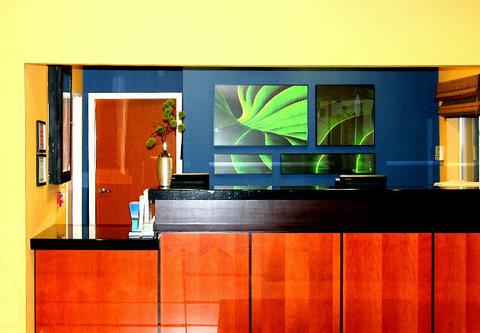 Fairfield Inn & Suites Billings - Front Desk