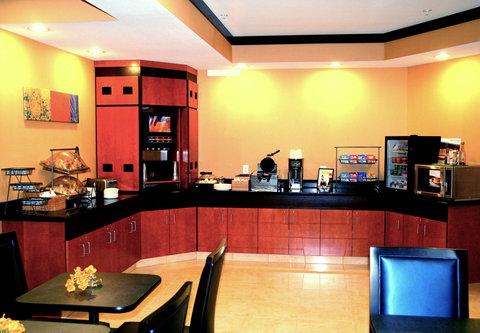 Fairfield Inn & Suites Billings - Breakfast Bar