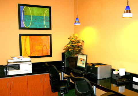Fairfield Inn & Suites Billings - Business Center