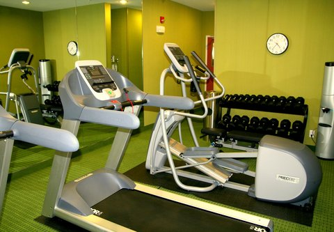 Fairfield Inn & Suites Billings - Fitness Center